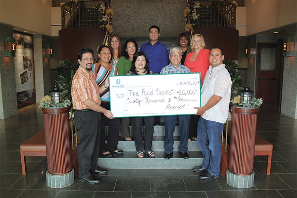 Membership in Hawaii Community Federal Credit Union is open to all Hawaii Island residents.